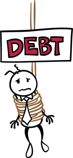 It is DEBT!!