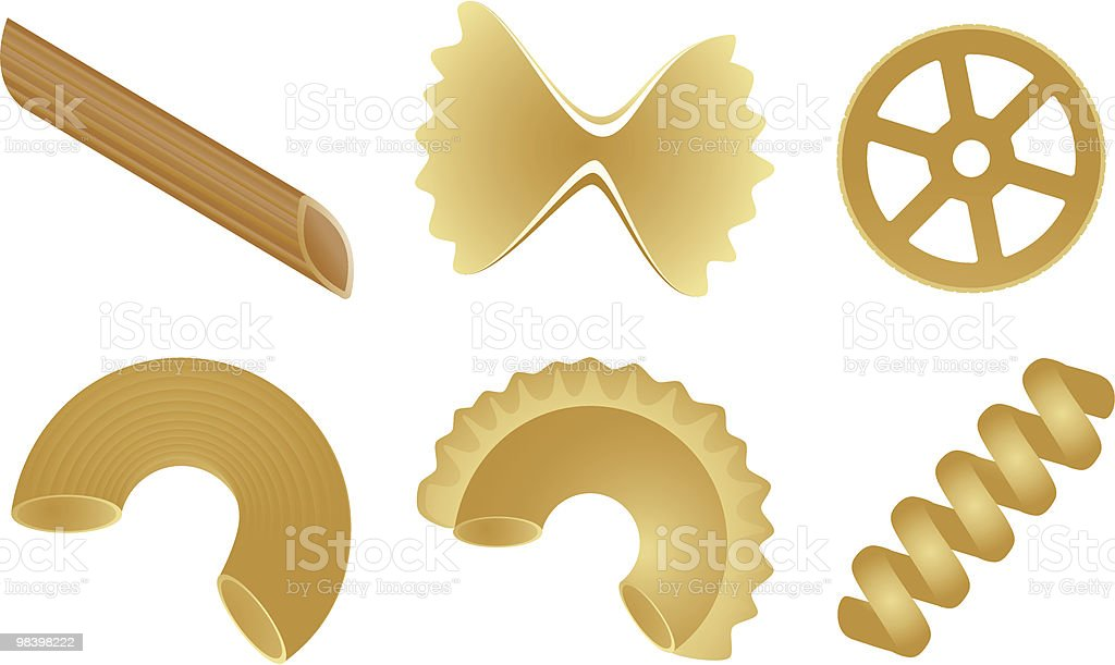Italian pasta icon set royalty-free italian pasta icon set stock vector art & more images of close-up