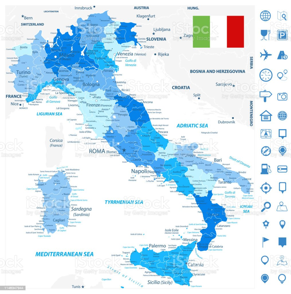 Italy Administrative Divisions Map Blue Colors And Navigation Map Icons on edge coloring, map assessment, chromatic polynomial, path coloring, map of dalmatian coast croatia, greedy coloring, map of europe, star coloring, fractional coloring, map weather, acyclic coloring, map coloring pages, map lines, perfect graph, map coloring worksheets, map of world countries geography, dual graph, graph coloring, lattice graph, map flower, exact coloring, map labels, map of us lower 48 states, five color theorem, map of malawi and surrounding countries, map of the world international, pigeonhole principle, map layers, hadwiger conjecture, map creator, harmonious coloring, map of northeastern united states, complete coloring, map words, map of mexico states and capitals, strong coloring, map details, map of greenland and north america,