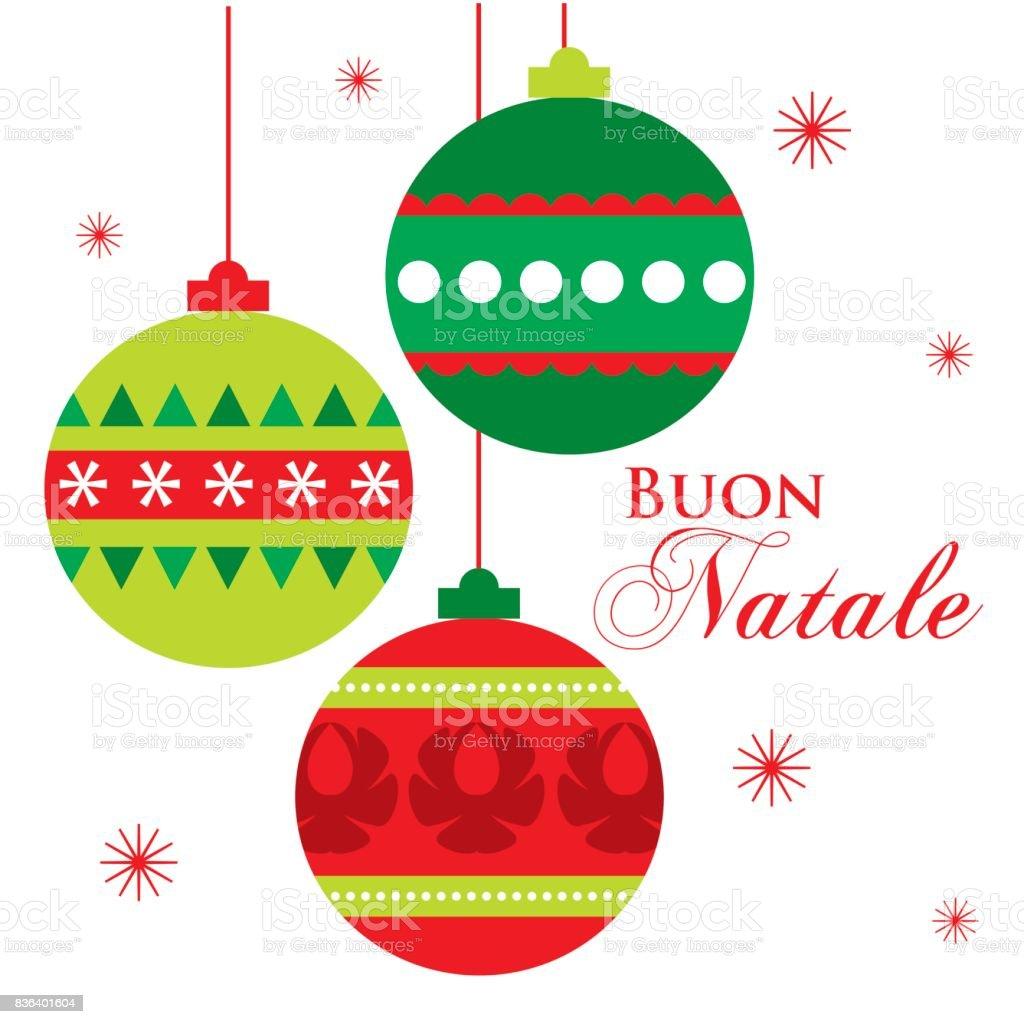 イタリアのクリスマス カード お祝いのベクターアート素材や