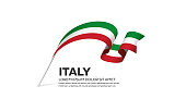 italy, country, flag, vector, icon