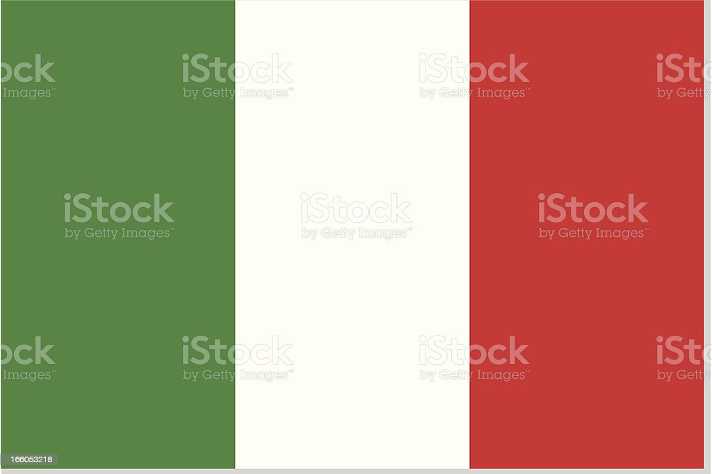 royalty free italy flag clip art vector images illustrations istock rh istockphoto com moving italian flag clip art