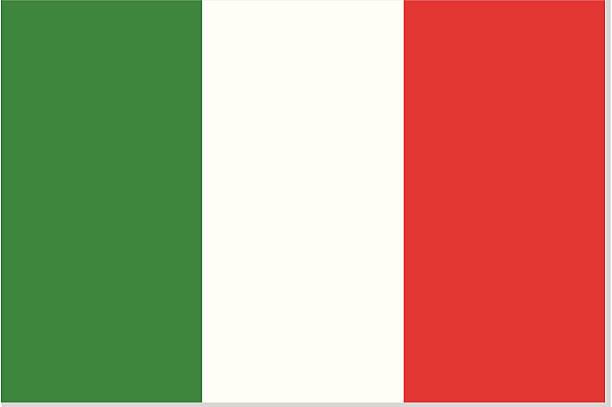 italien-flagge - südeuropa stock-grafiken, -clipart, -cartoons und -symbole