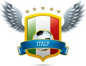Italy Soccer Icon