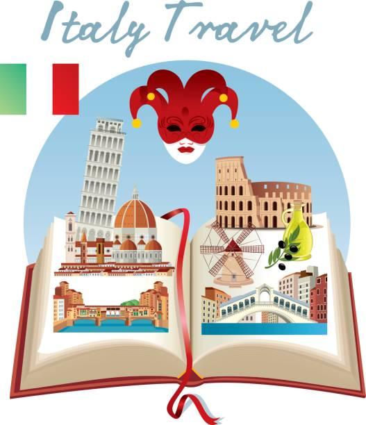 italien travel - pompeii stock-grafiken, -clipart, -cartoons und -symbole