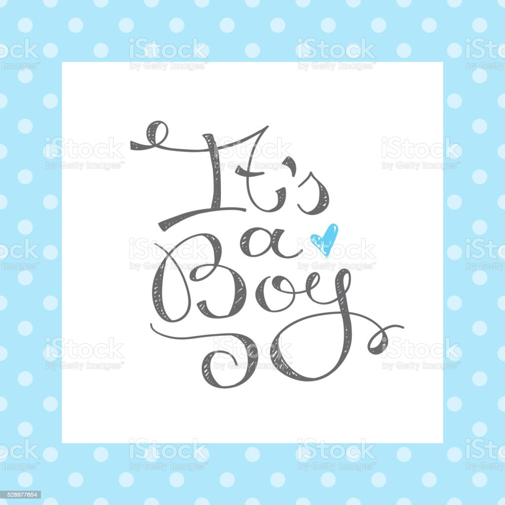 royalty free its a boy clip art vector images illustrations istock rh istockphoto com it's a boy banner clipart is it a boy or girl clipart