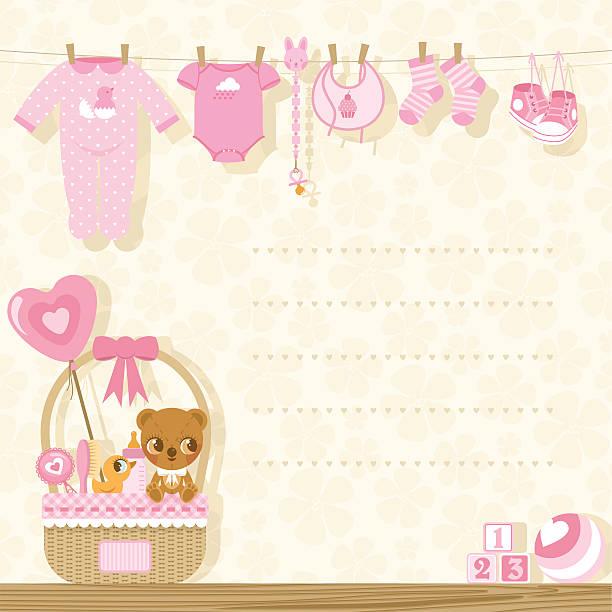 It´s a girl baby shower invitation http://i681.photobucket.com/albums/vv179/myistock/nb.jpg infant bodysuit stock illustrations