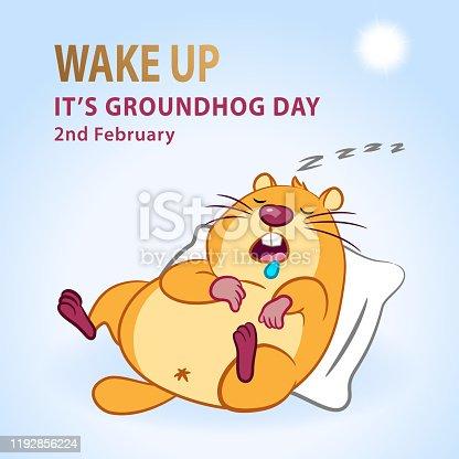 istock It's Groundhog Day 1192856224
