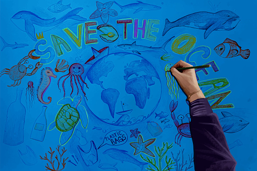 It's time to save our Oceans