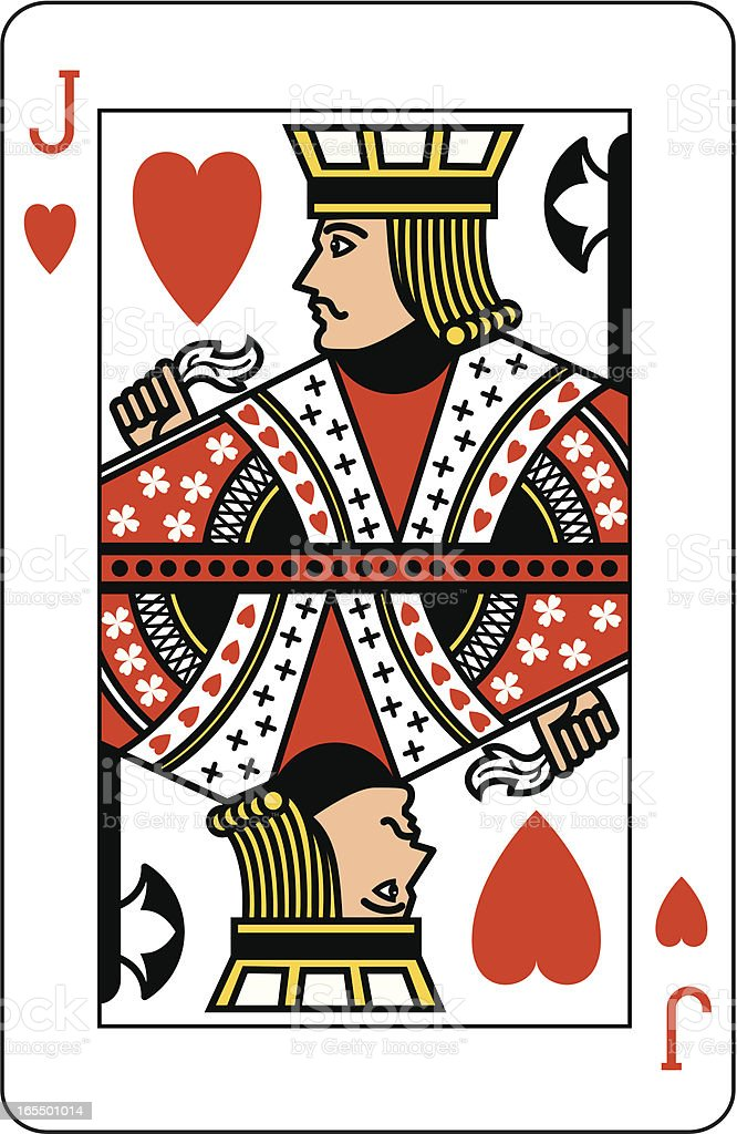 Gm Credit Card >> Jack Of Hearts Stock Vector Art & More Images of Allegory Painting 165501014 | iStock