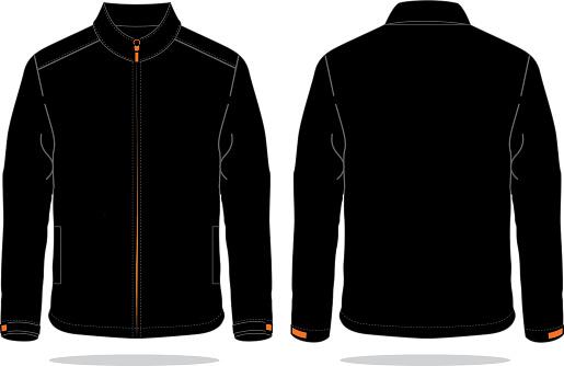 Jacket Design Vector