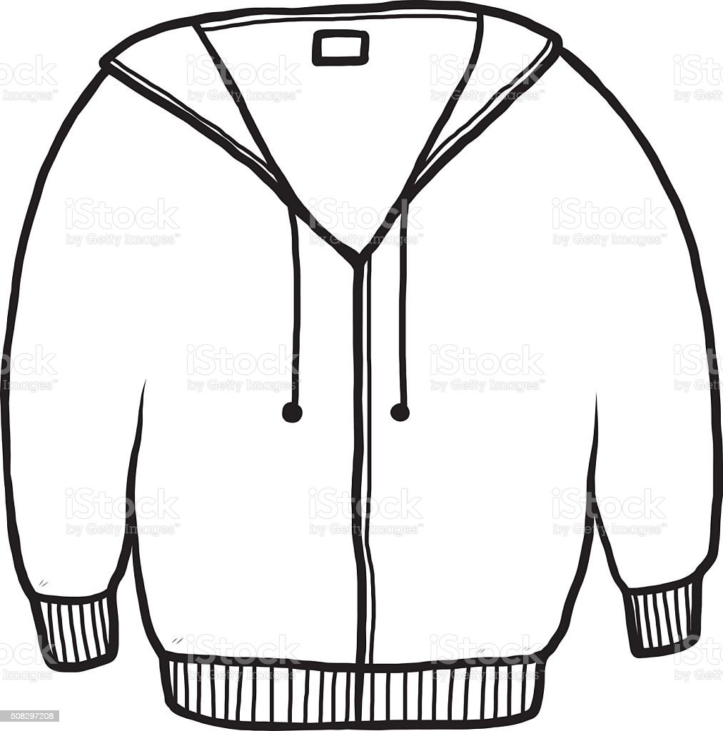 jacket or sweater stock vector art more images of art 508297208 rh istockphoto com jacket clip art free jacket clip art black and white