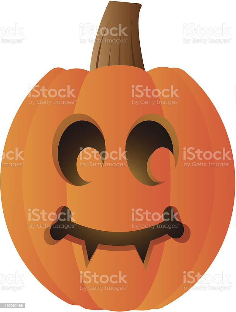 Jack-O-Latern royalty-free jackolatern stock vector art & more images of autumn