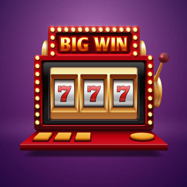 4,953 Slot Machine Illustrations & Clip Art - iStock