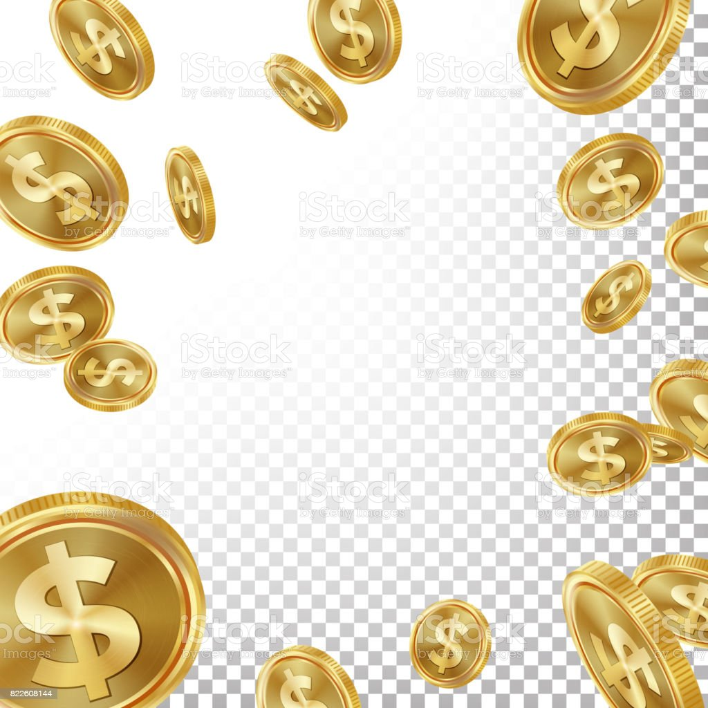 How To Make Gold Coins Craft