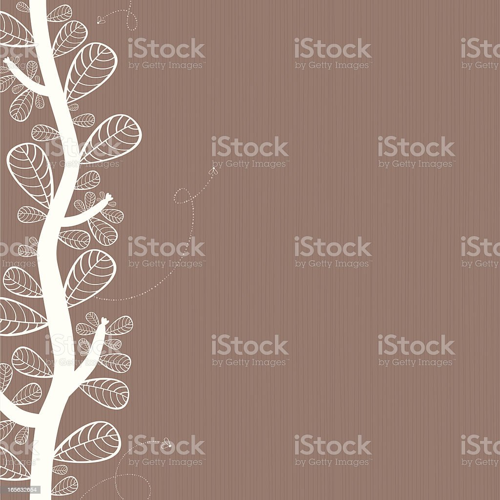Jade plant royalty-free stock vector art