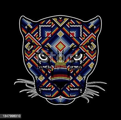 istock jaguar huichol art 1347998310