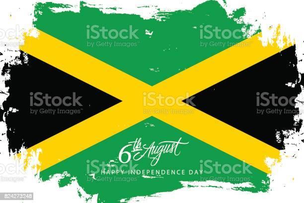 Jamaica happy independence day 6 august greeting card with jamaican vector id824273248?b=1&k=6&m=824273248&s=612x612&h=lqbsben qqvghhvprohls1q60jsbq2ekwhdel3uy2cg=