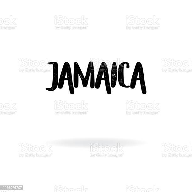Jamaica lettering design vector id1136076707?b=1&k=6&m=1136076707&s=612x612&h=fgcpw6hngnmnwmbp7s4niw3upnrzcfzpfkmmcovqv3u=