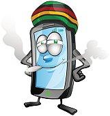 jamaican fun mobile cartoon