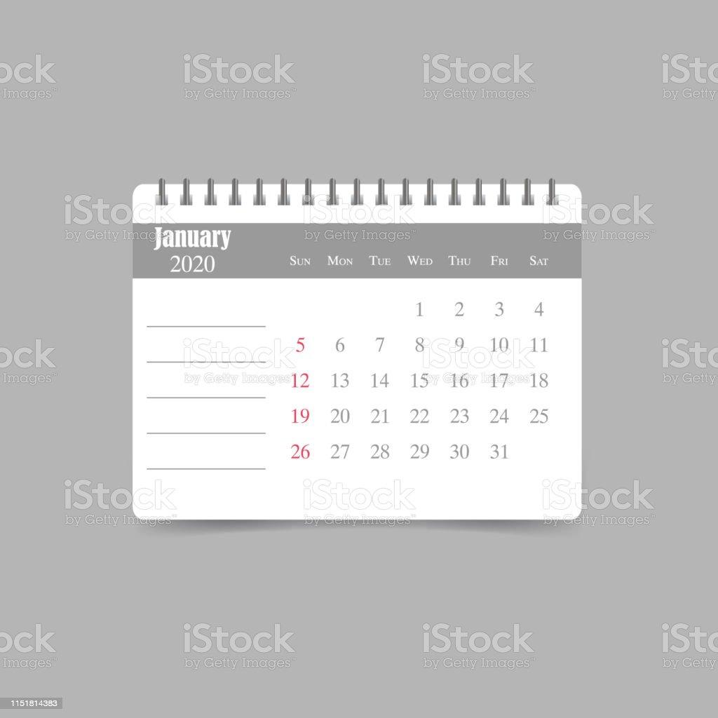 January 2020 Background Calendar January 2020 Calendar Week Starts Sunday Layers Grouped For Easy