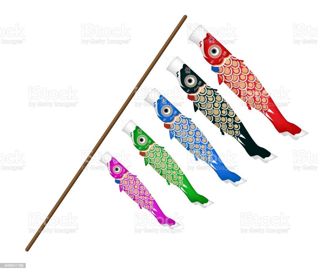 Japan Devil Fox And Labuki Mask Set Stock Vector Art More Images