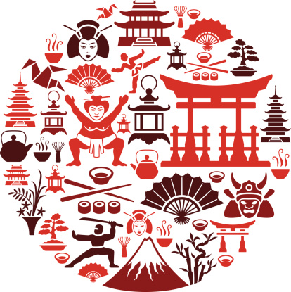 Japanese Collage
