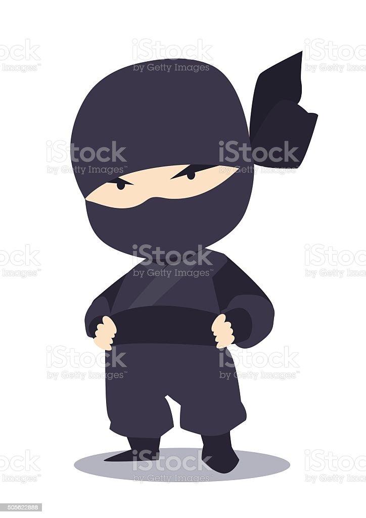 royalty free ninja clip art vector images illustrations istock rh istockphoto com ninja clipart ninja clip art free