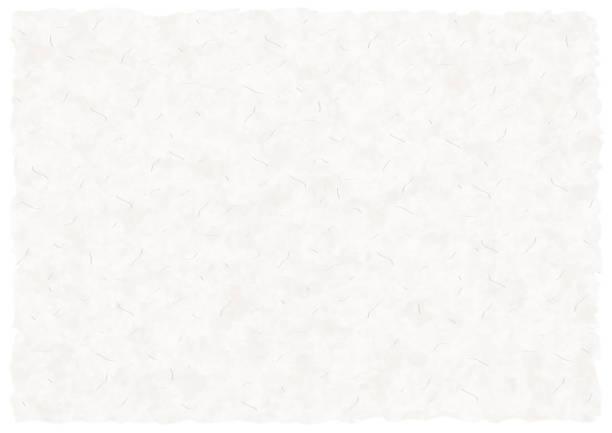 和紙テクスチャの背景 - 白点のイラスト素材/クリップアート素材/マンガ素材/アイコン素材