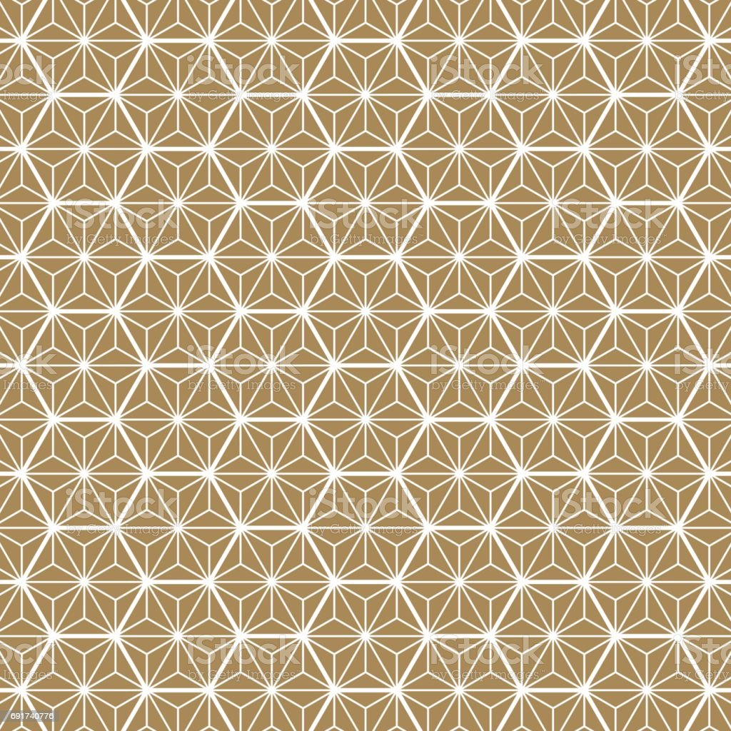 和柄のベクター金の幾何学的な背景やテクスチャ のイラスト素材