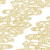 I designed Japanese tradition pattern,