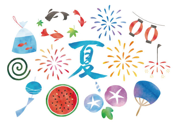 Japanese summer vector id1197796169?k=6&m=1197796169&s=612x612&w=0&h=4dh8swoso6ubzquu  qhle12hclo3k28xmktov  7yy=