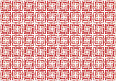 Japanese traditional geometric  basket  pattern vector background