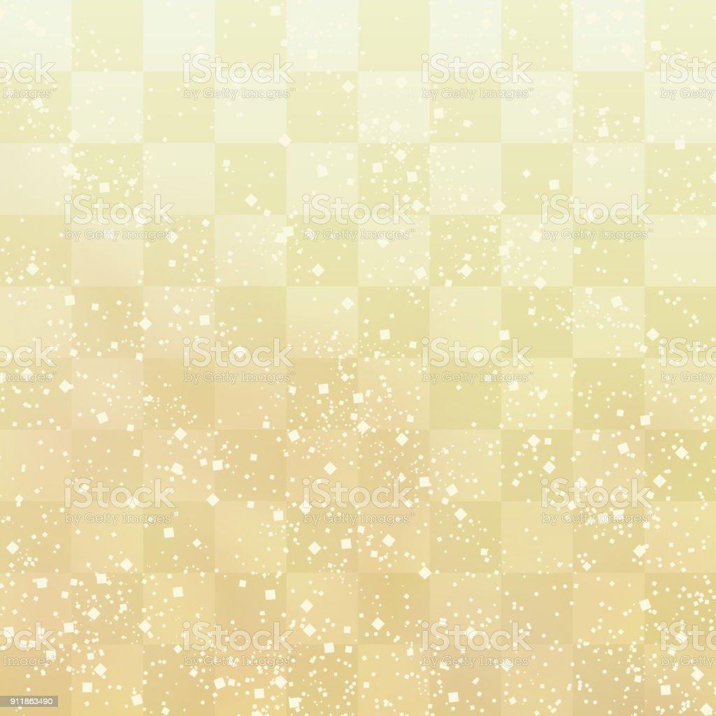 日本の伝統的なパターン ベクターアートイラスト