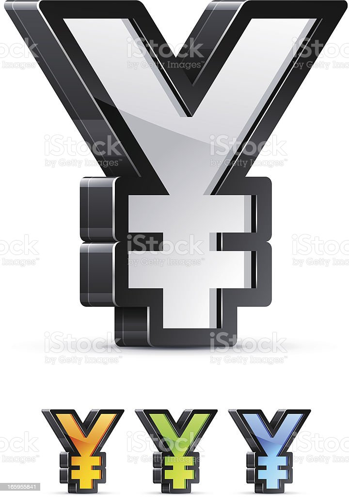 Japanese yen royalty-free japanese yen stock vector art & more images of business