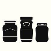 Jar Icons Set
