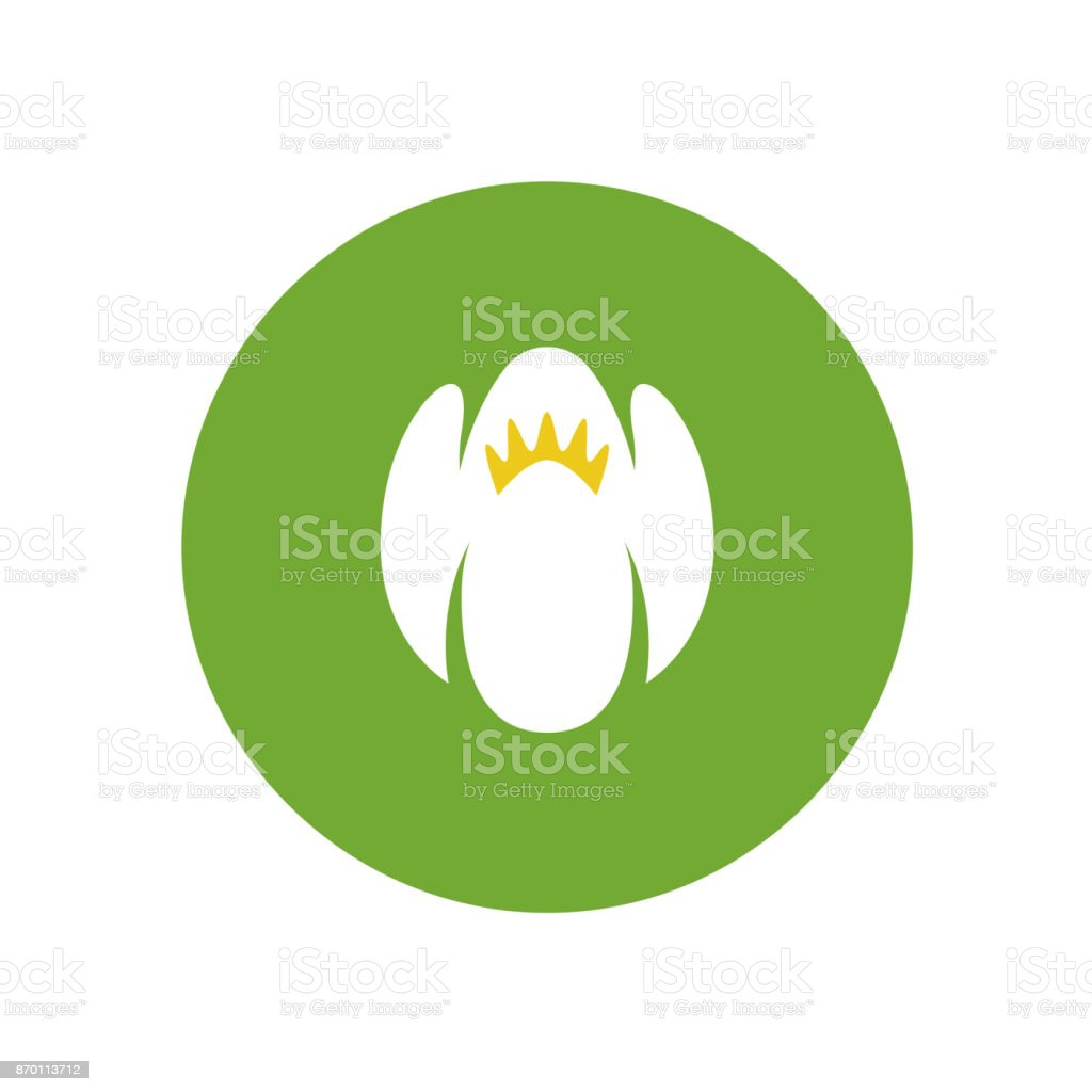 Jasmine Flower Color Symbol White Green And Yellow Colors Stock ...