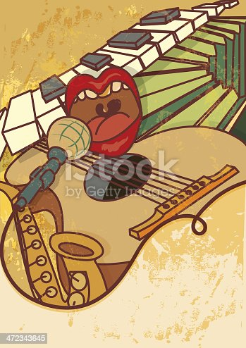 istock jazz blues jam session music flyer fo consert 472343645