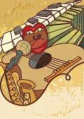 istock jazz blues jam session music flyer fo consert 472343645