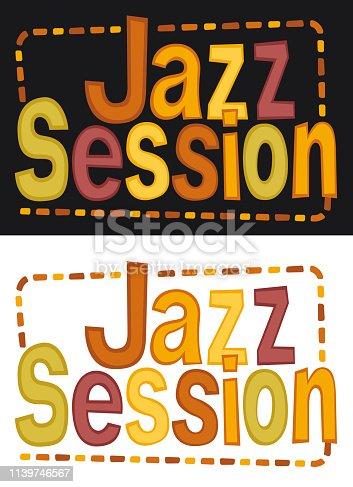 istock Jazz session, banner 1139746567