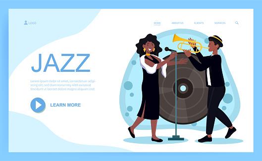 Jazz Singer concept
