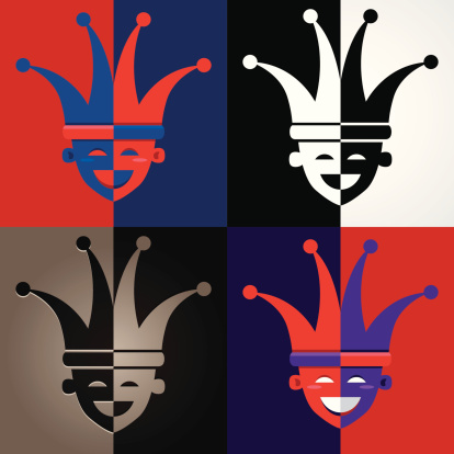 Jester faces