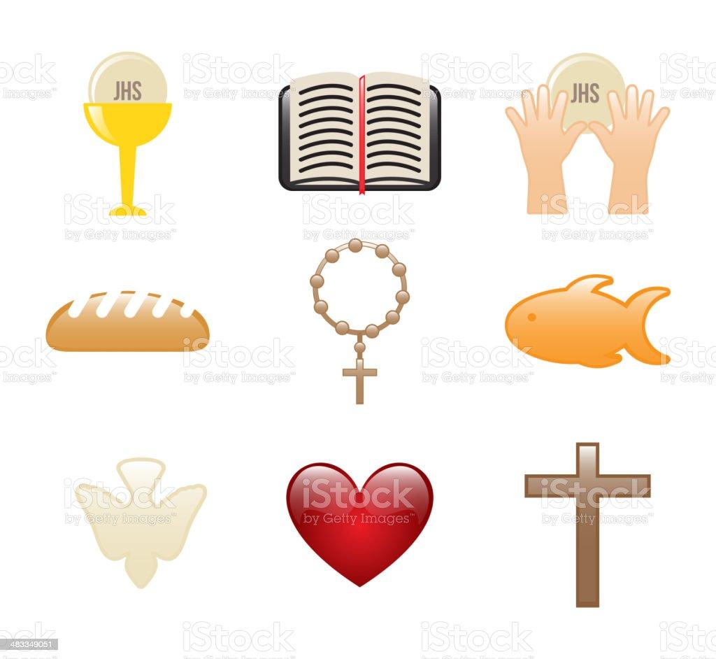 Jesus Christ Stock Vector Art More Images Of Bible 483349051 Istock