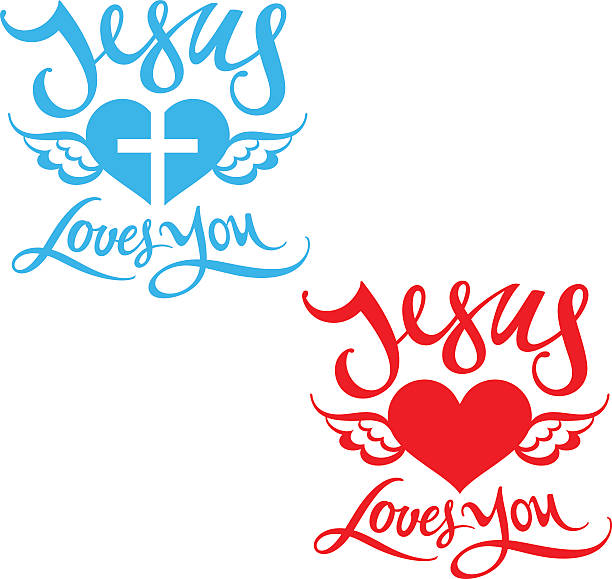 Download God Bless You イラスト素材 - iStock