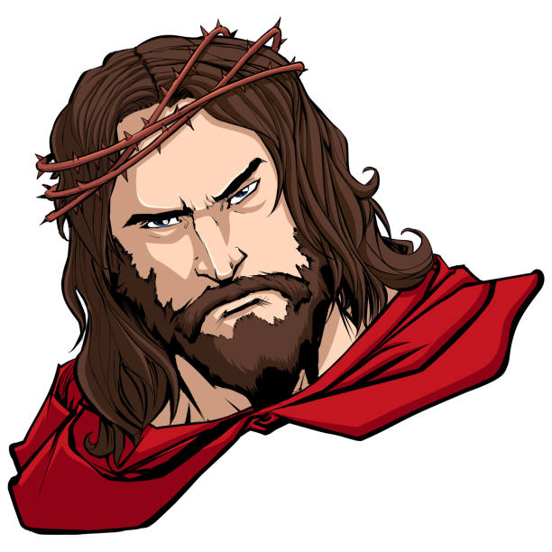 91 Drawing Of Jesus With Crown Of Thorns Illustrations Royalty Free Vector Graphics Clip Art Istock Download high quality jesus crown cartoons from our collection of 41,940,205 cartoons. 91 drawing of jesus with crown of thorns illustrations royalty free vector graphics clip art istock