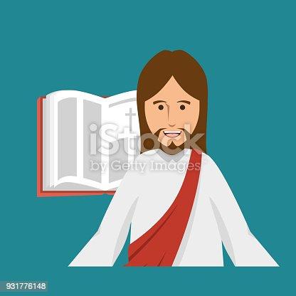 istock jesuschrist character religious icon 931776148