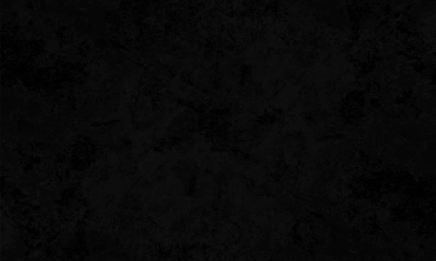 jet schwarz gefärbten vektor hintergrund - illustration - plüschmuster stock-grafiken, -clipart, -cartoons und -symbole