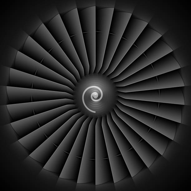 Best Jet Engine Illustrations, Royalty-Free Vector Graphics