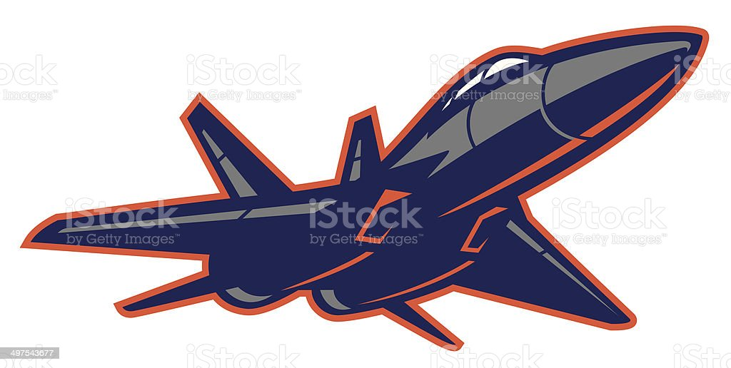 fighter jet clip art, vector images & illustrations - istock