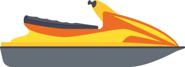 Best Jet Boat Illustrations, Royalty-Free Vector Graphics & Clip Art